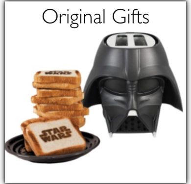 Original Father's Day or Men's Gift Ideas: June 18th