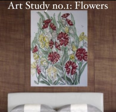 Flowers: Art Study No.1