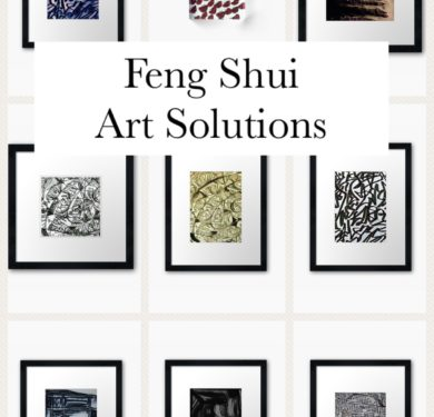 Introduction to Feng Shui part 2 – Art solutions