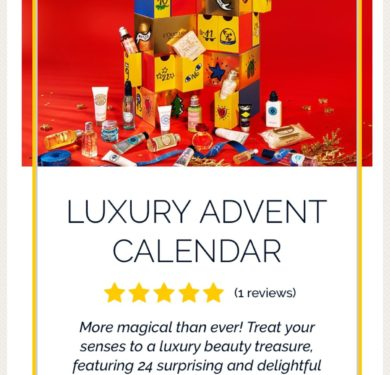 Favourite Family Items – Advent Calendars & Family Items